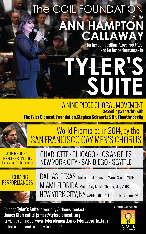 Tyler's Suite